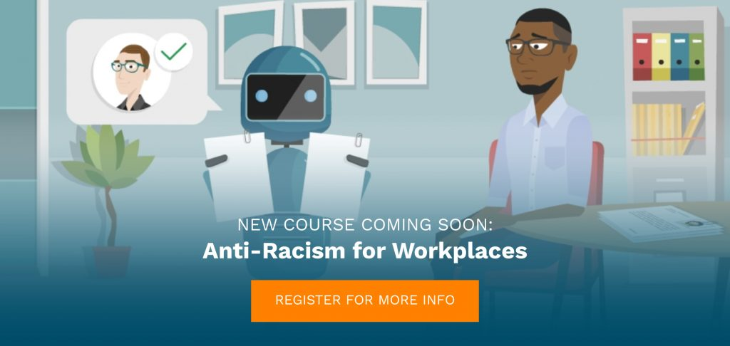 Register for anti-racism course